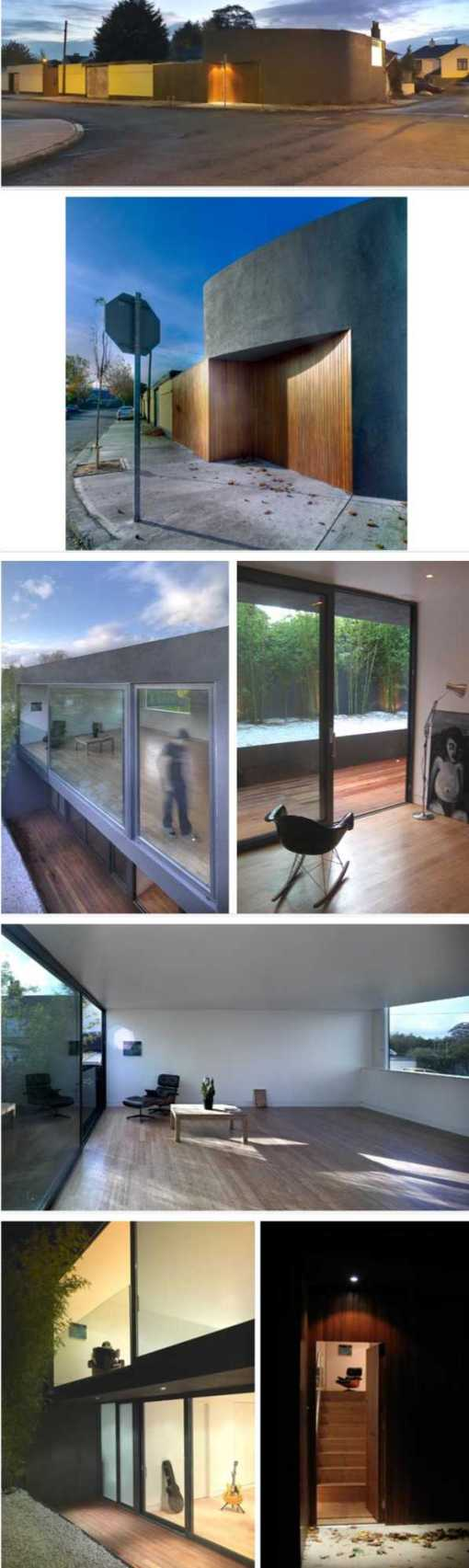 Invisible House in Rathfarnham, Ireland by Odos Architects - No48A is anything but | Modern House Designs